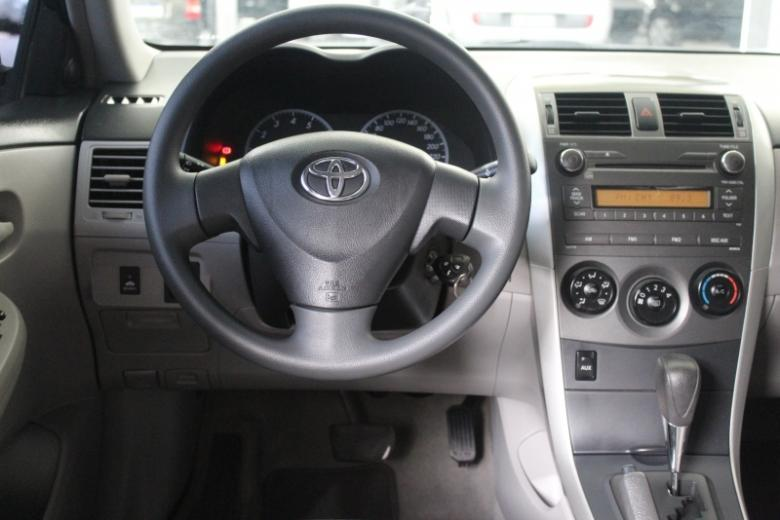 TOYOTA Corolla 1.8 16V 4P XLI FLEX AUTOMÁTICO, Foto 7