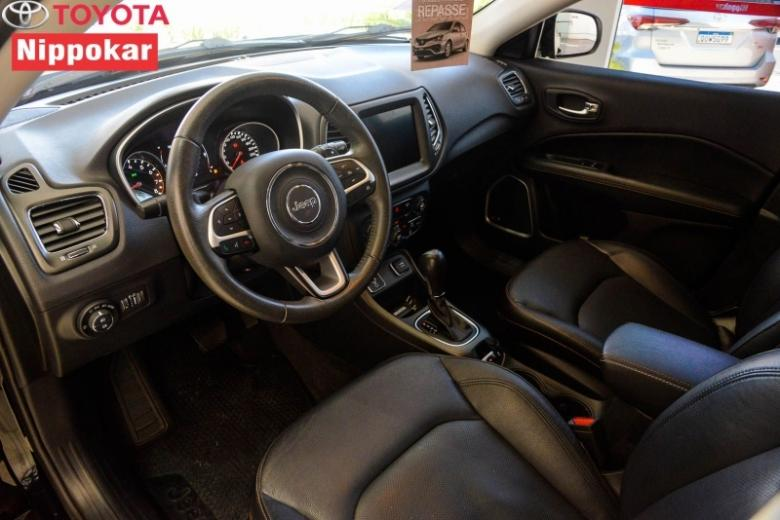 JEEP Compass 2.0 16V 4P LIMITED FLEX AUTOMÁTICO, Foto 3