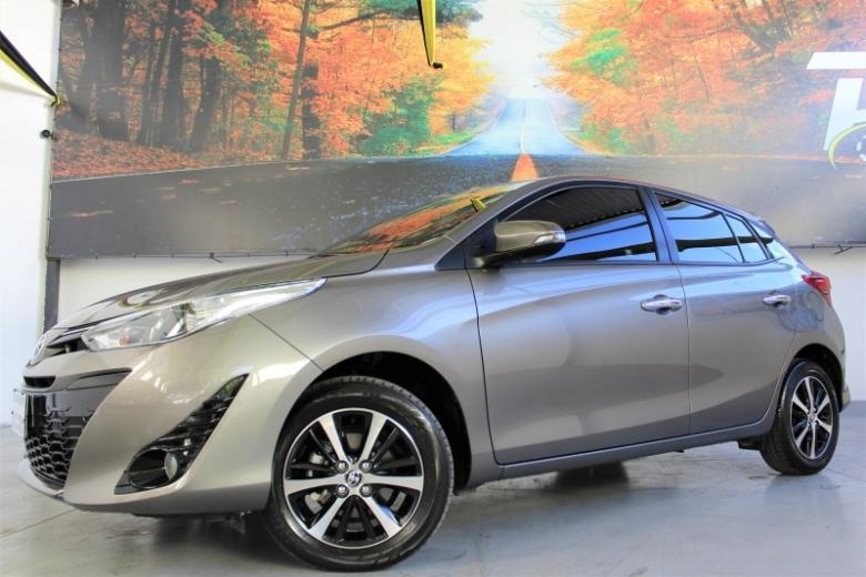 TOYOTA Yaris Hatch 1.5 16V 4P FLEX XLS CONNECT MULTIDRIVE AUTOMÁTICO CVT, Foto 16