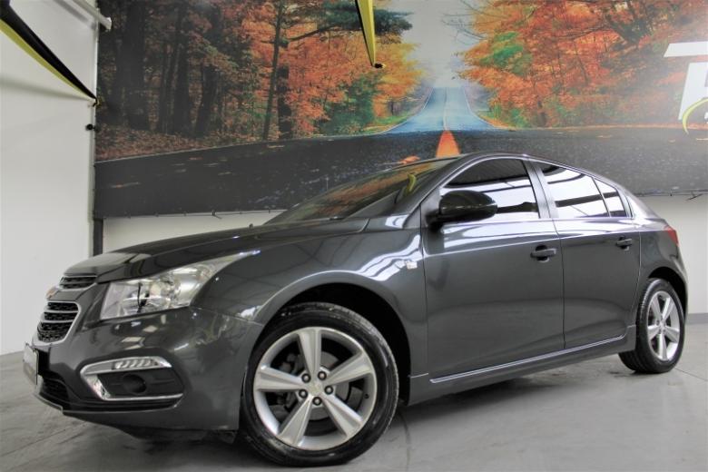 CHEVROLET Cruze Hatch 1.8 16V 4P LT SPORT FLEX AUTOMÁTICO, Foto 13