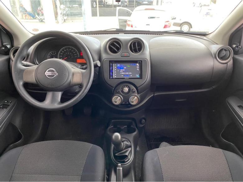 NISSAN Versa Sedan 1.6 16V 4P FLEX S, Foto 8