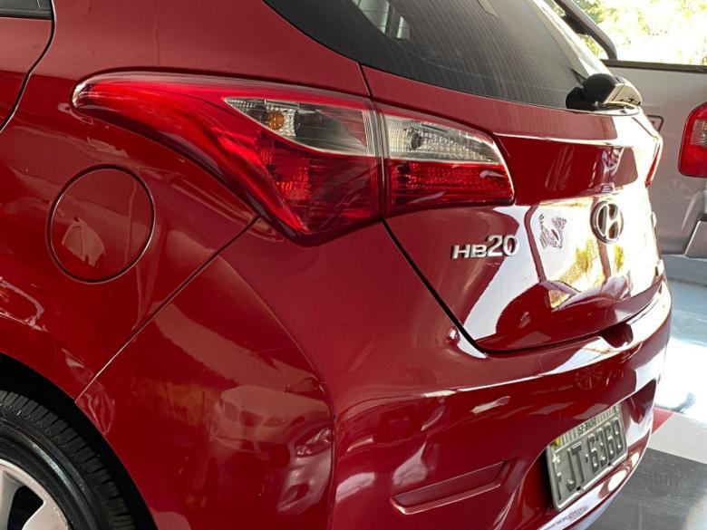HYUNDAI HB 20 Hatch 1.6 16V 4P FLEX COMFORT STYLE AUTOMÁTICO, Foto 10