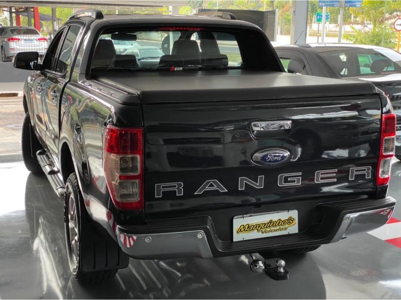 FORD Ranger 3.2 L CABINE DUPLA 4X4 LIMITED AUTOMÁTICO, Foto 10