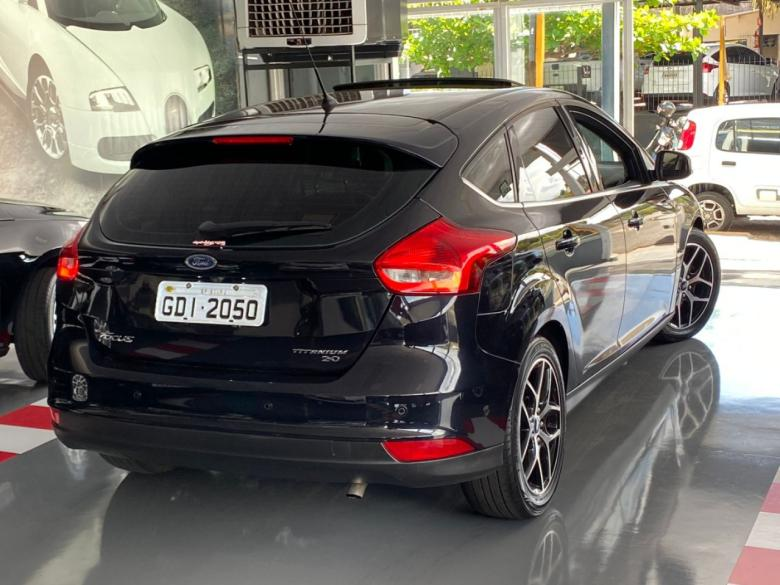 FORD Focus Hatch 2.0 16V 4P TITANIUM PLUS FLEX, Foto 11
