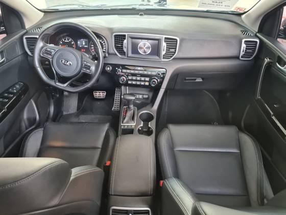 KIA Sportage 2.0 16V 4P EX 4X4 FLEX AUTOMÁTICO, Foto 10