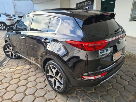 KIA Sportage 2.0 16V 4P EX 4X4 FLEX AUTOMÁTICO, Foto 4