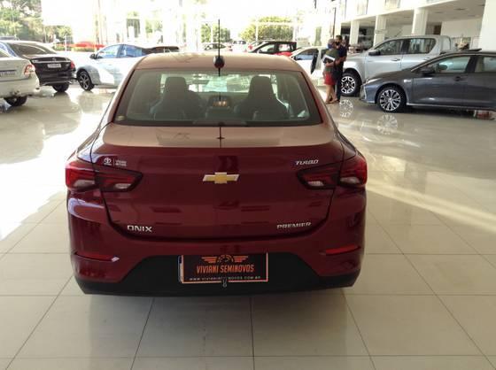 CHEVROLET Onix Sedan 1.0 4P FLEX PREMIER PLUS TURBO AUTOMÁTICO, Foto 5