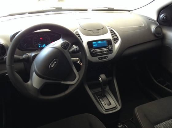 FORD Ka Hatch 1.5 12V 4P TI-VCT SE PLUS FLEX, Foto 7