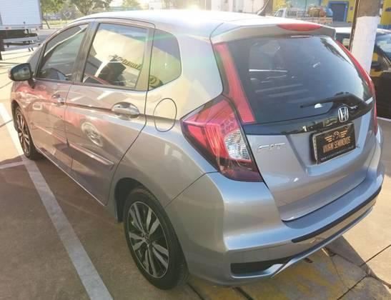 HONDA Fit 1.5 16V 4P EXL FLEX AUTOMÁTICO, Foto 5
