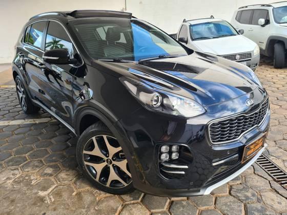 KIA Sportage 2.0 16V 4P EX FLEX AUTOMÁTICO, Foto 1