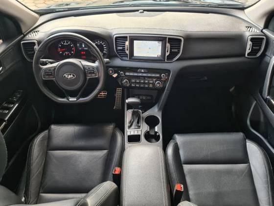 KIA Sportage 2.0 16V 4P EX FLEX AUTOMÁTICO, Foto 7