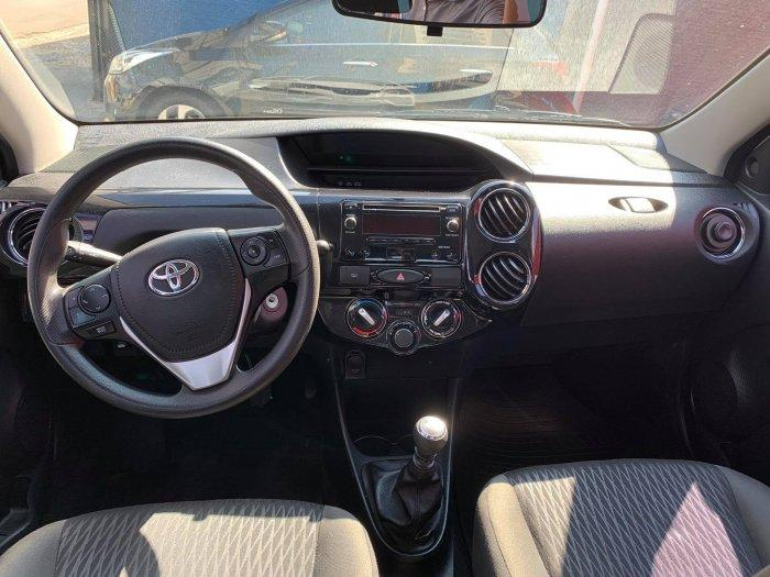 TOYOTA Etios Sedan 1.3 16V 4P FLEX X, Foto 7