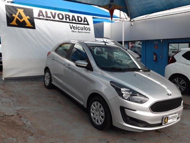 FORD Ka Hatch 1.0 12V 4P TI-VCT SE PLUS FLEX, Foto 4
