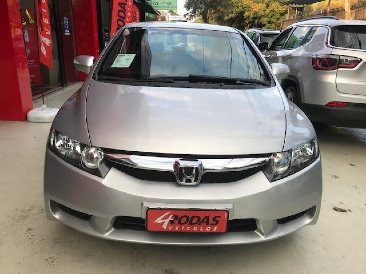 HONDA Civic 1.8 16V 4P FLEX LXL SE AUTOMÁTICO, Foto 3