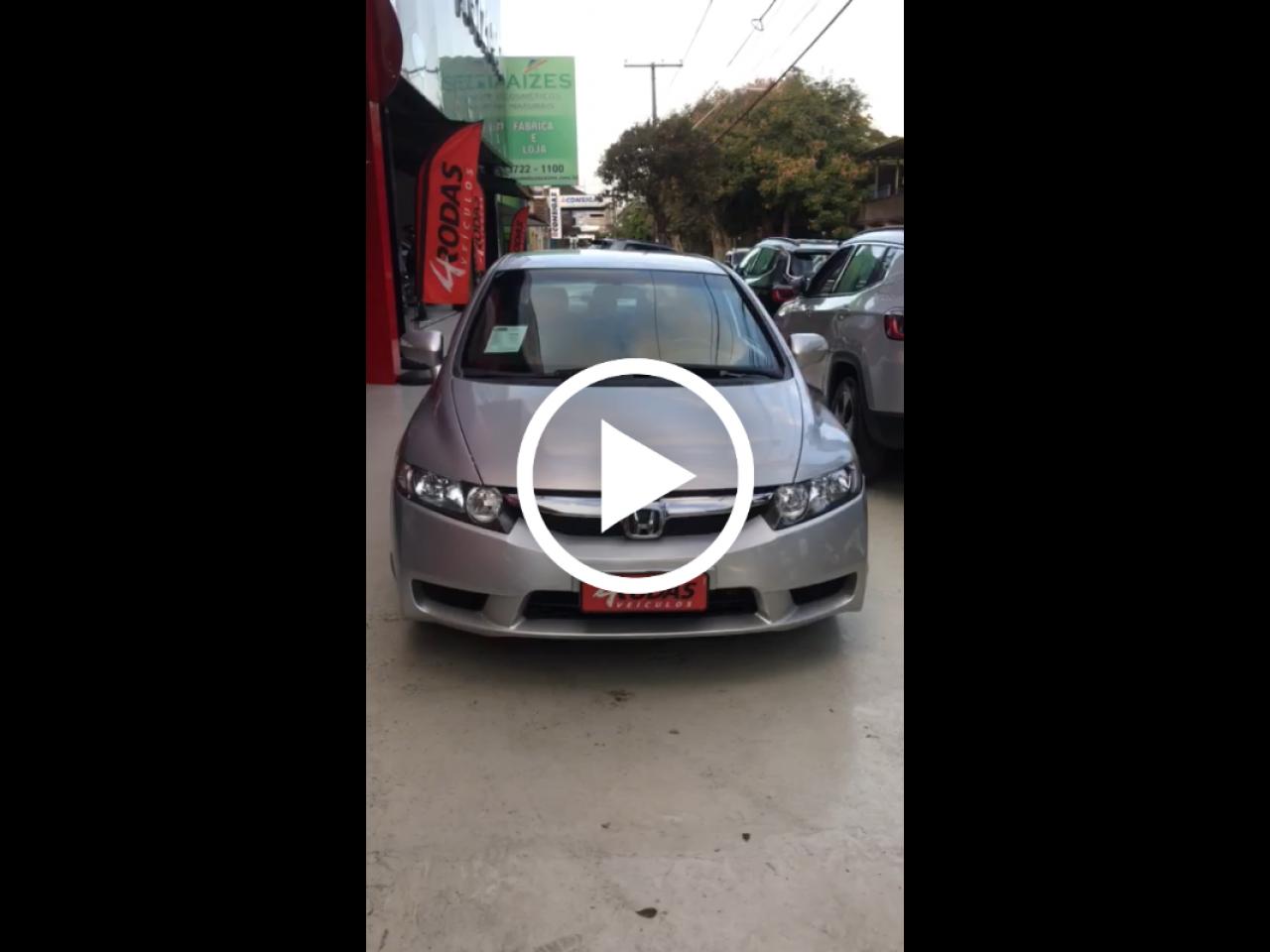 HONDA Civic 1.8 16V 4P FLEX LXL SE AUTOMÁTICO, Foto 2