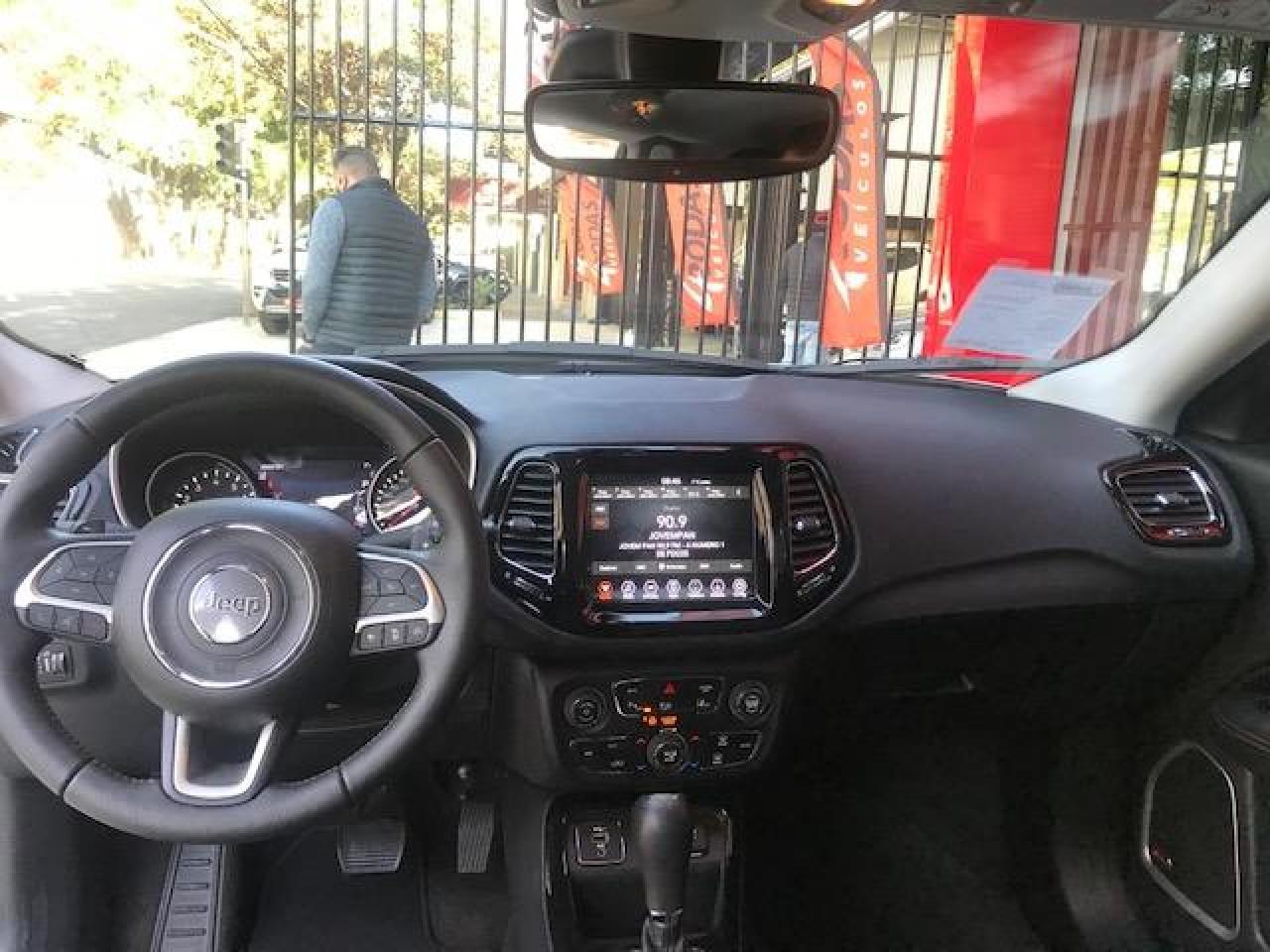 JEEP Compass 2.0 16V 4P LIMITED FLEX AUTOMÁTICO, Foto 6