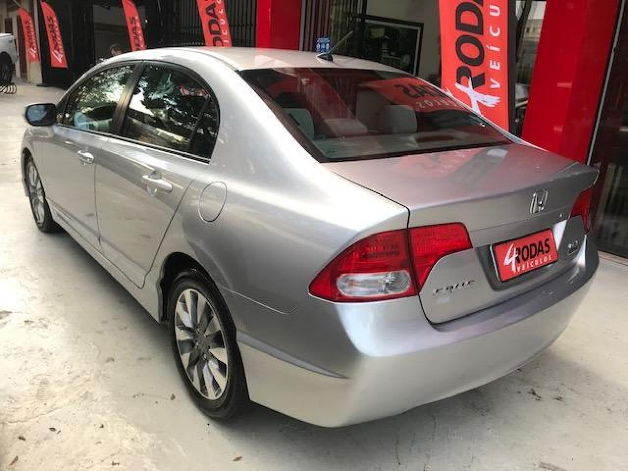 HONDA Civic 1.8 16V 4P FLEX LXL SE AUTOMÁTICO, Foto 7