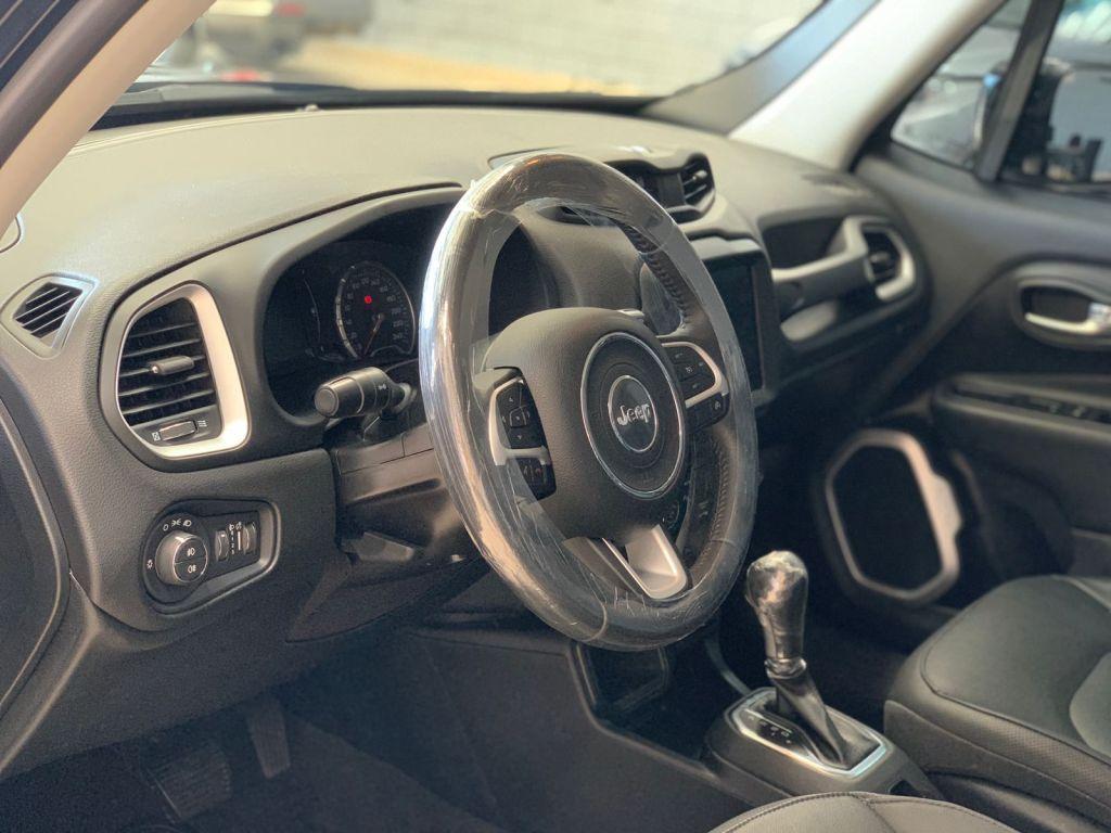 JEEP Renegade 1.8 16V 4P FLEX LONGITUDE AUTOMÁTICO, Foto 5