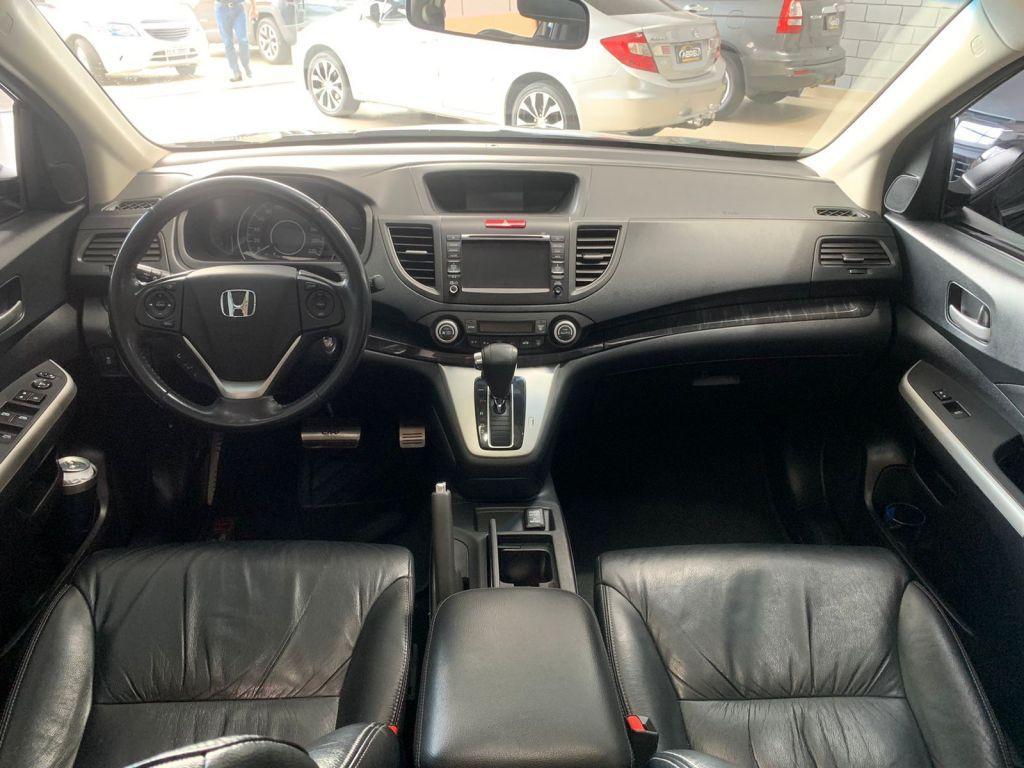 HONDA CRV 2.0 16V 4P EXL FLEX 4WD AUTOMÁTICO, Foto 6