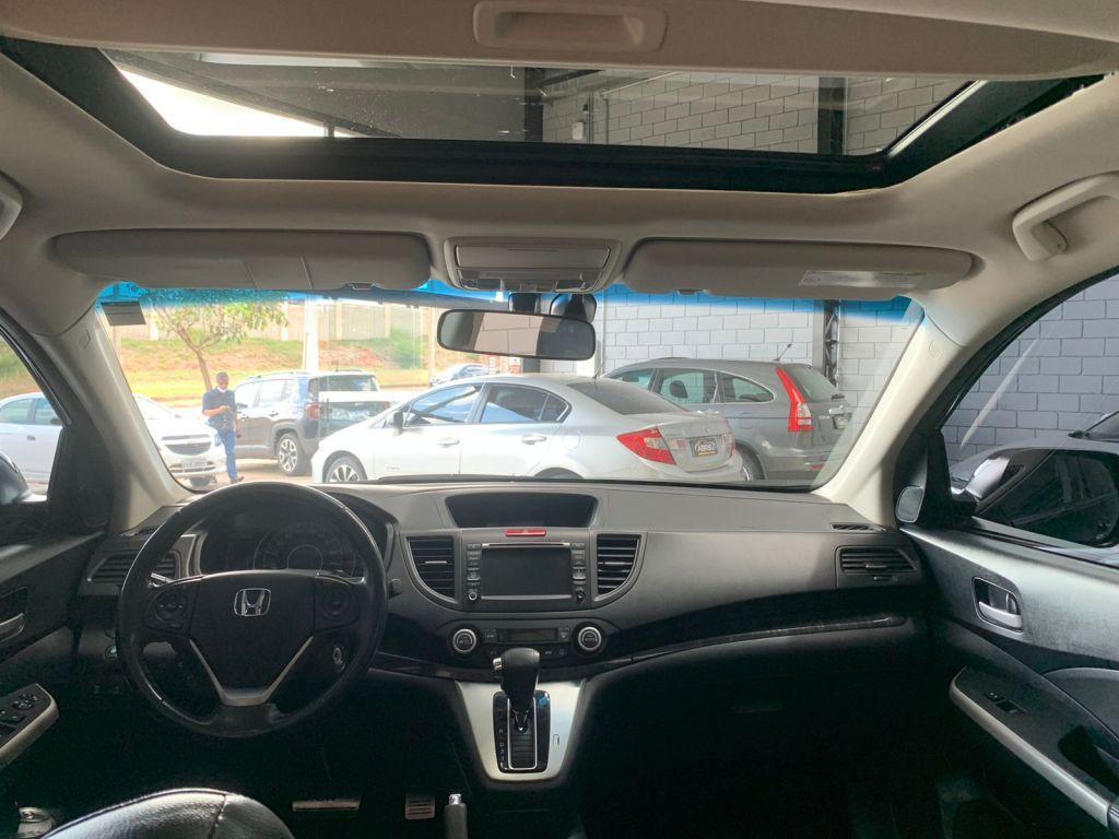 HONDA CRV 2.0 16V 4P EXL FLEX 4WD AUTOMÁTICO, Foto 8
