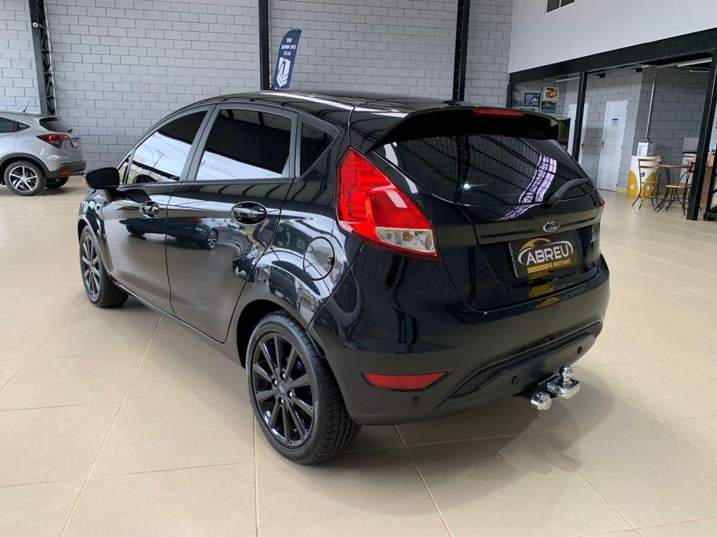 FORD Fiesta Hatch 1.6 16V 4P SEL STYLE FLEX, Foto 4