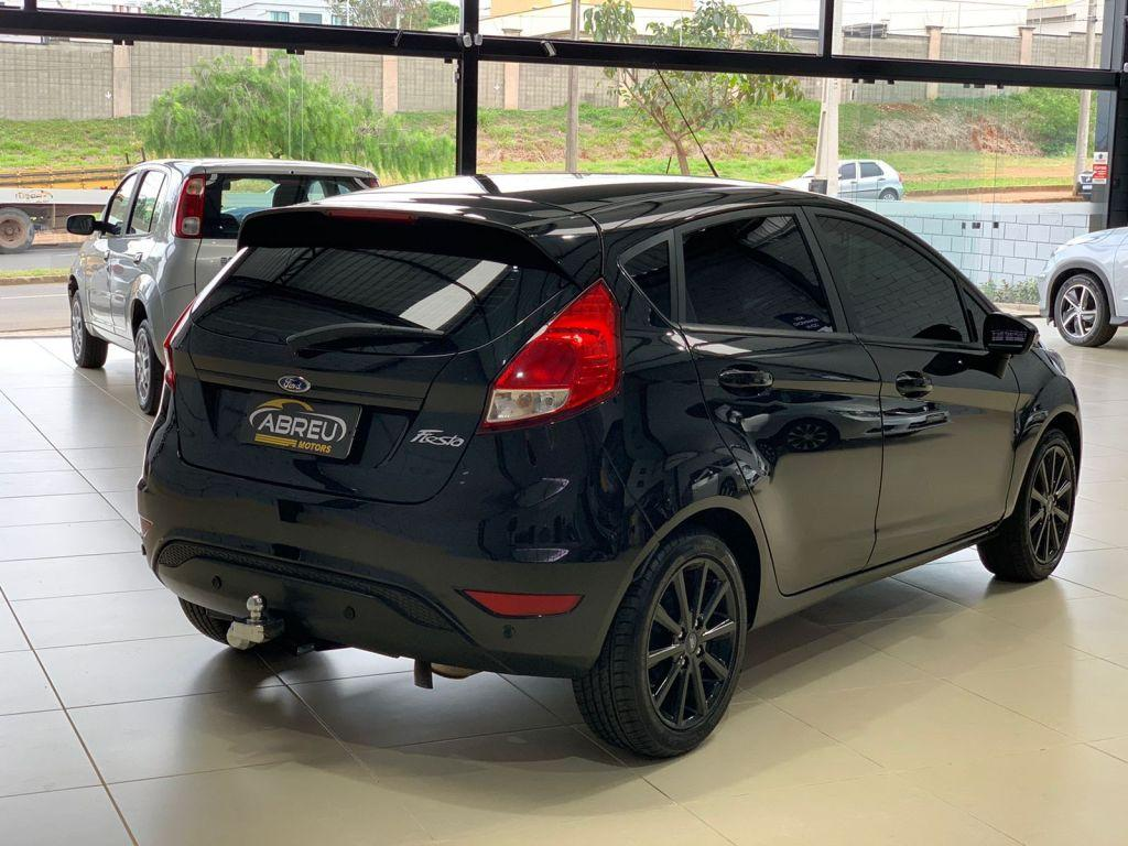 FORD Fiesta Hatch 1.6 16V 4P SEL STYLE FLEX, Foto 2
