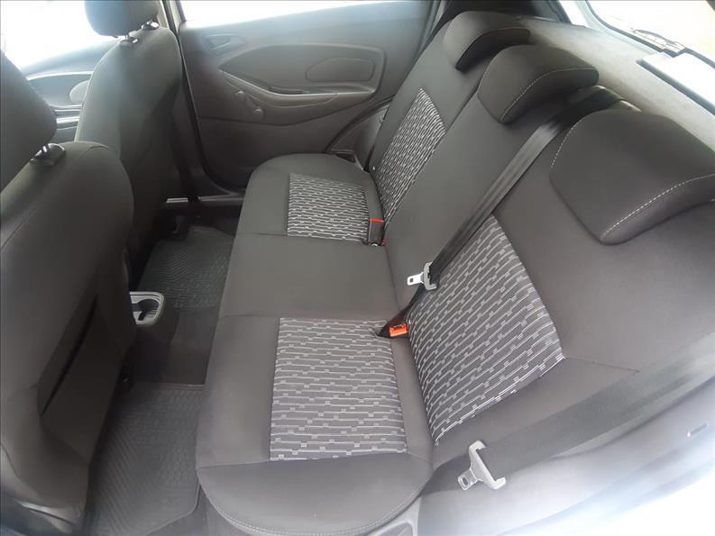 FORD Ka Hatch 1.0 12V 4P TI-VCT SE FLEX, Foto 9