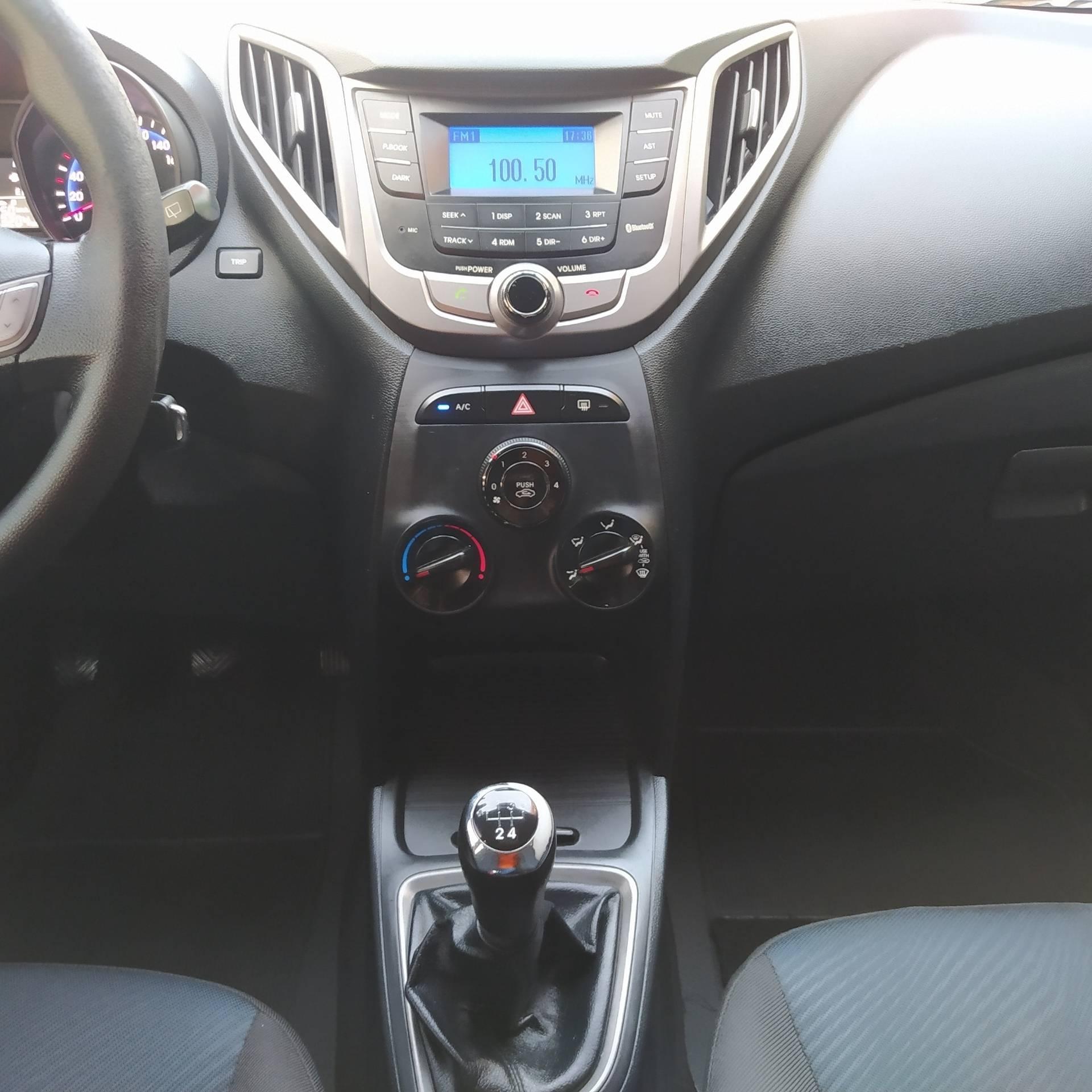 HYUNDAI HB 20 Hatch 1.6 16V 4P FLEX COMFORT PLUS, Foto 7