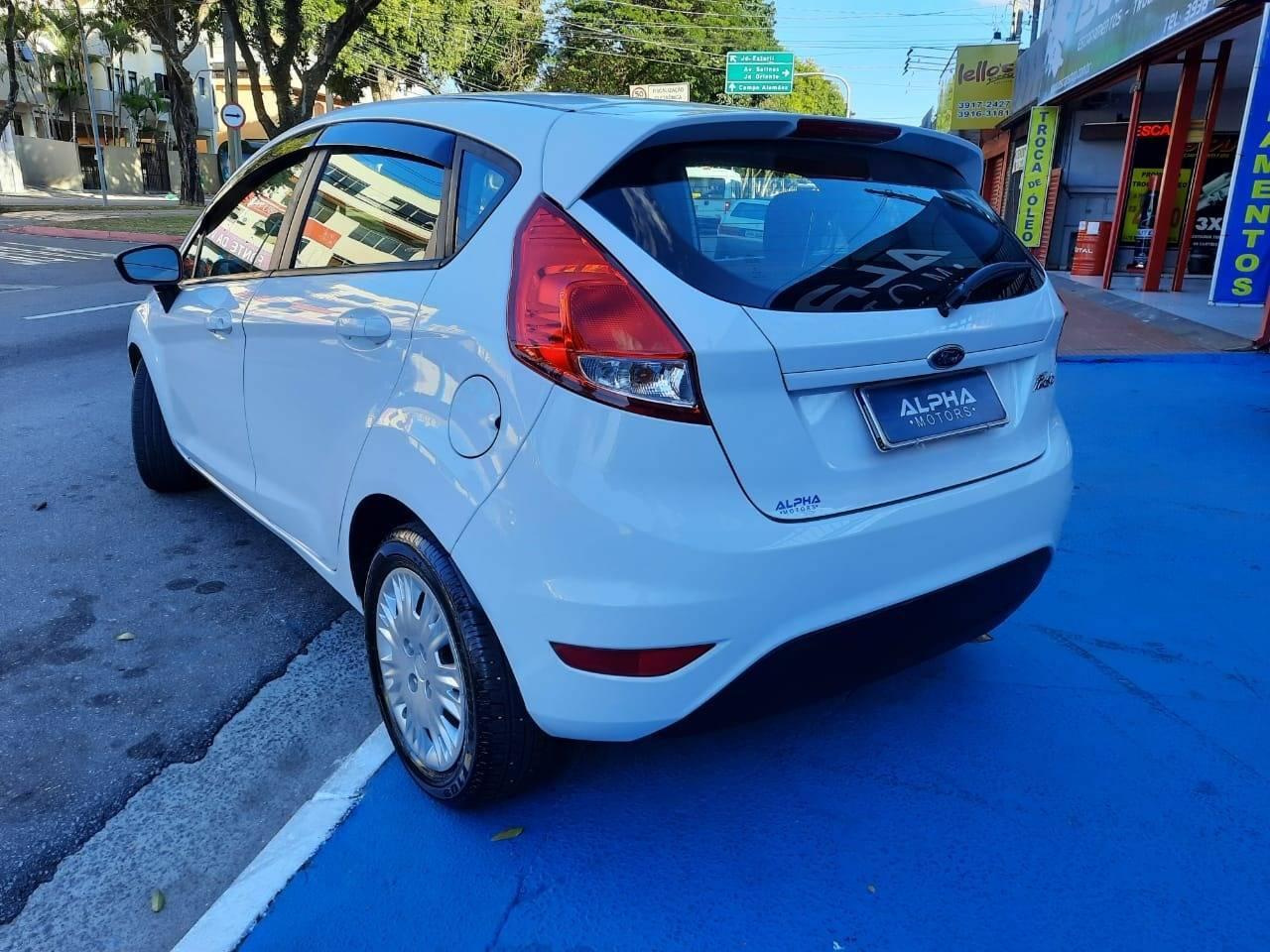 FORD Fiesta Hatch 1.5 16V 4P S FLEX, Foto 7