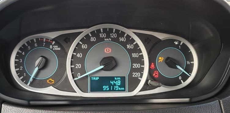 FORD Ka Hatch 1.0 12V 4P TI-VCT SE PLUS FLEX, Foto 10