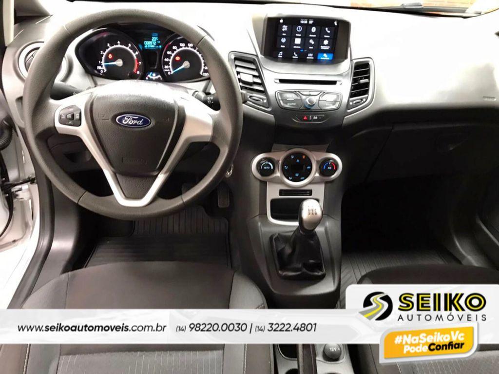FORD Fiesta Hatch 1.5 16V 4P SE FLEX, Foto 8