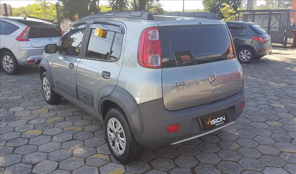 FIAT Uno 1.4 4P FLEX WAY EVO, Foto 4