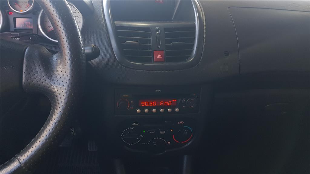 PEUGEOT 207 Hatch 1.4 4P XR PASSION FLEX, Foto 9