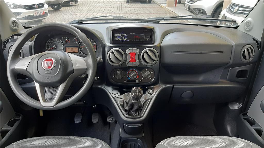FIAT Doblo 1.8 16V 4P FLEX ESSENCE, Foto 5