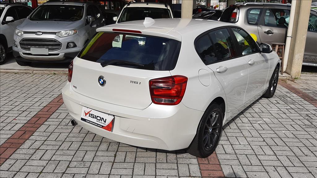 BMW 116I 1.6 16V 4P TURBO AUTOMÁTICO, Foto 2