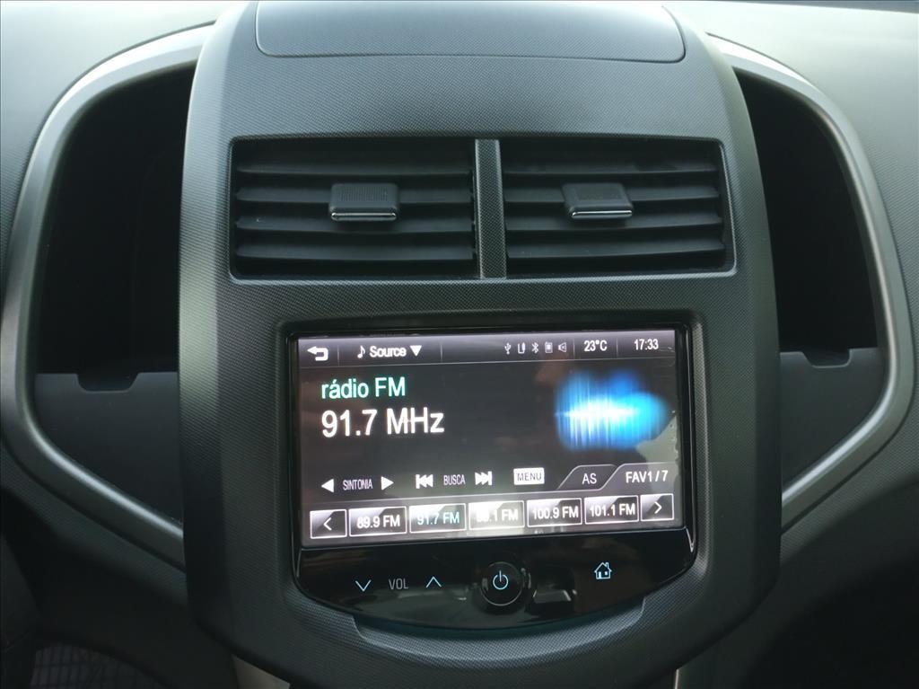 CHEVROLET Sonic Hatch 1.6 16V 4P LTZ FLEX AUTOMÁTICO, Foto 11