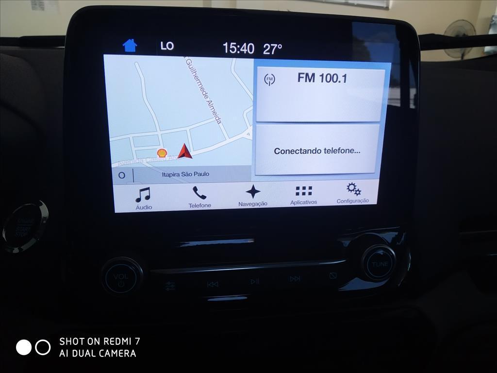 FORD Ecosport 2.0 16V 4P FLEX TITANIUM POWERSHIFT AUTOMÁTICO, Foto 12