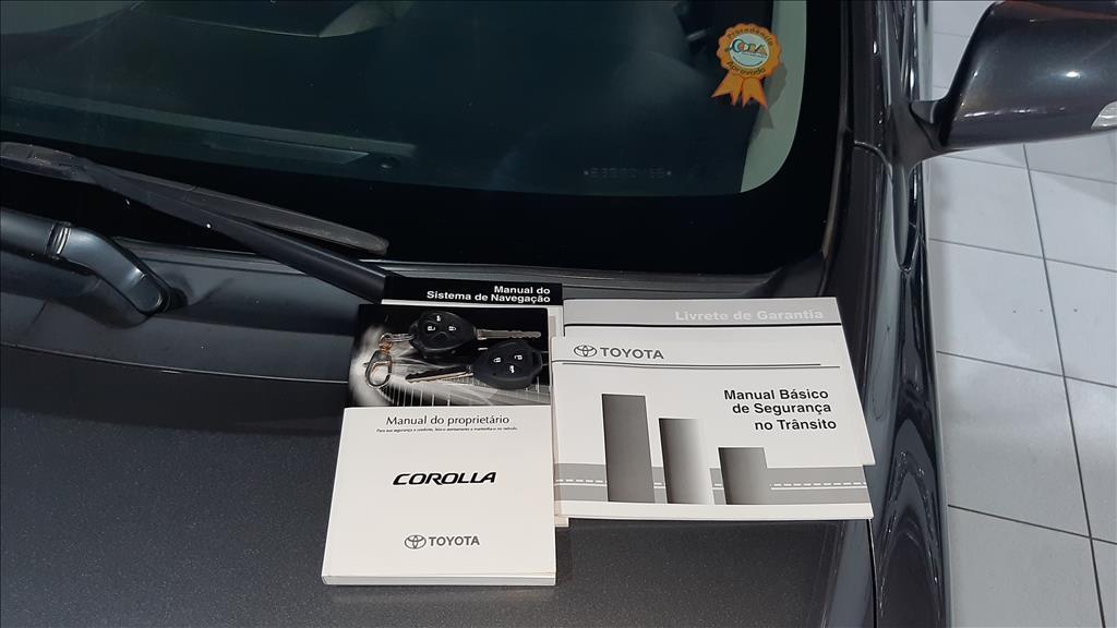 TOYOTA Corolla 2.0 16V 4P XEI FLEX AUTOMÁTICO, Foto 10