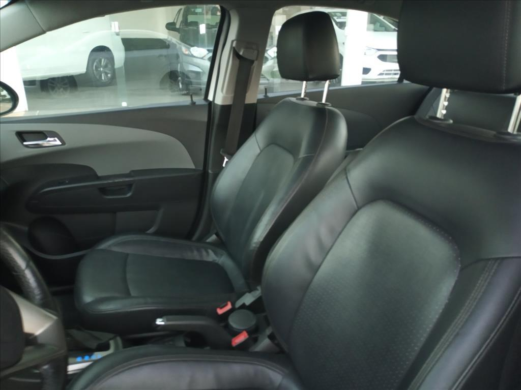 CHEVROLET Sonic Hatch 1.6 16V 4P LTZ FLEX AUTOMÁTICO, Foto 13