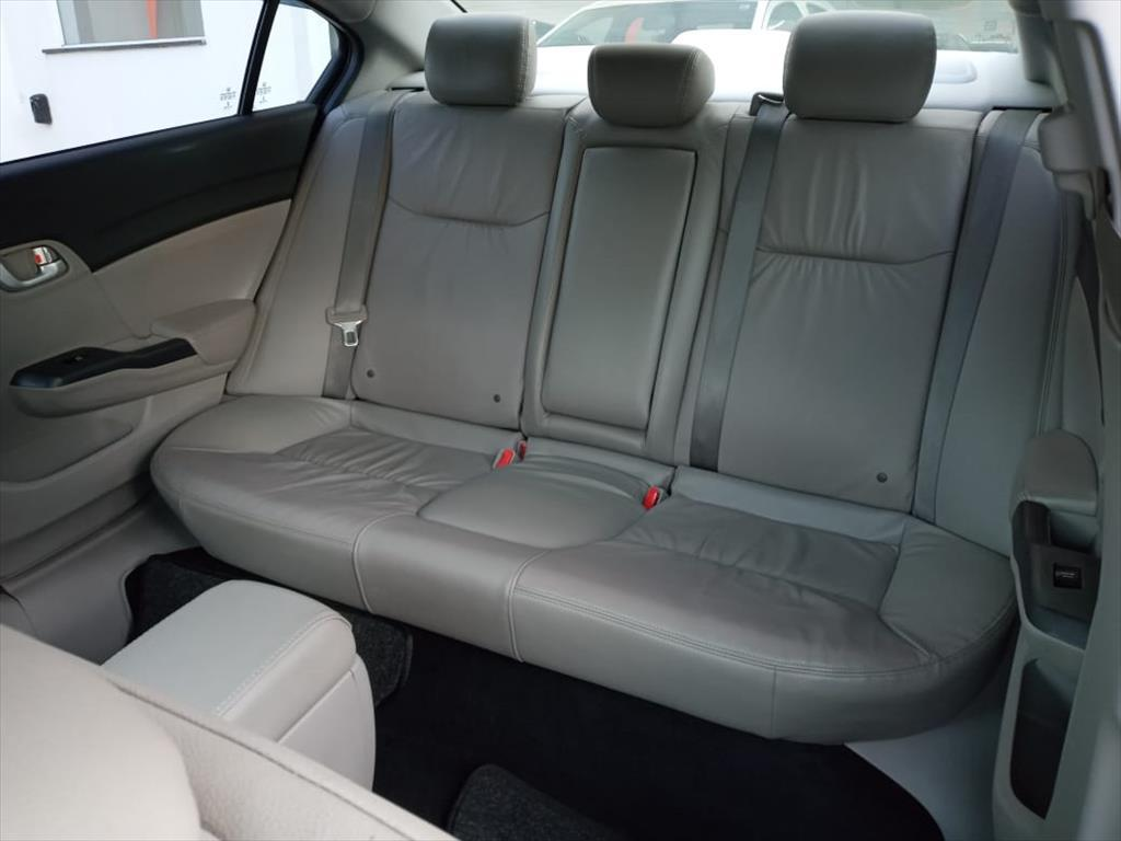 HONDA Civic 2.0 16V 4P FLEX LXR AUTOMÁTICO, Foto 10