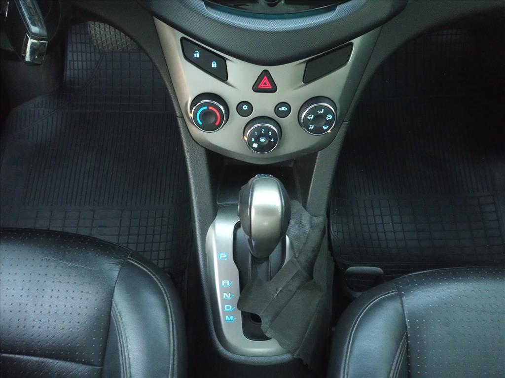 CHEVROLET Sonic Hatch 1.6 16V 4P LTZ FLEX AUTOMÁTICO, Foto 12