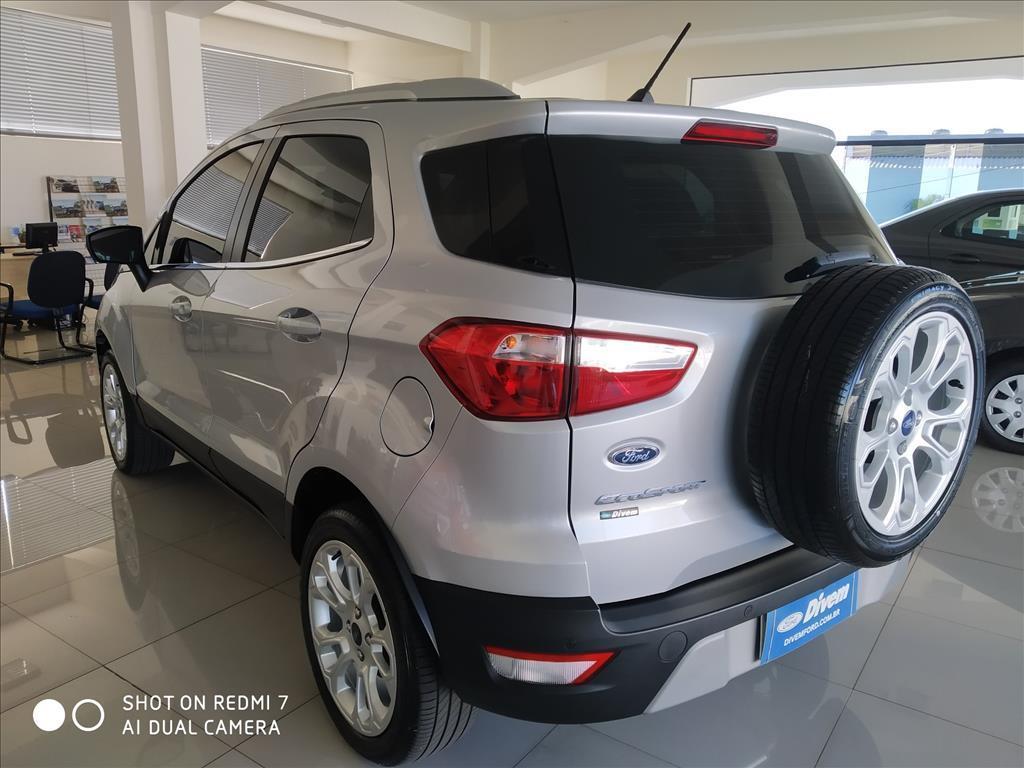 FORD Ecosport 2.0 16V 4P FLEX TITANIUM POWERSHIFT AUTOMÁTICO, Foto 5