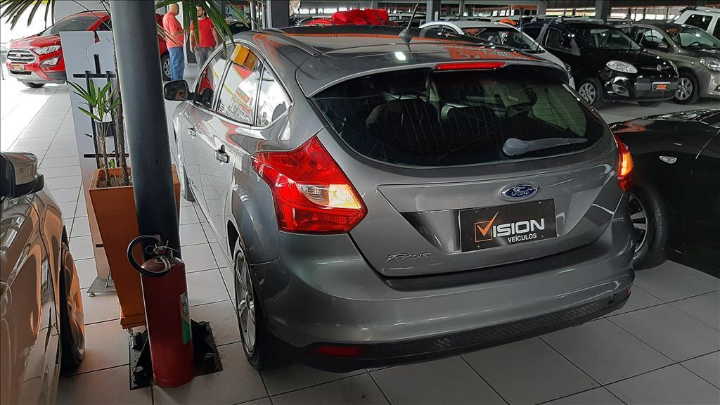 FORD Focus Hatch 1.6 16V 4P FLEX S, Foto 4