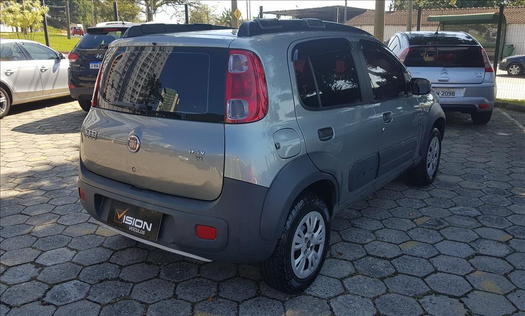 FIAT Uno 1.4 4P FLEX WAY EVO, Foto 3