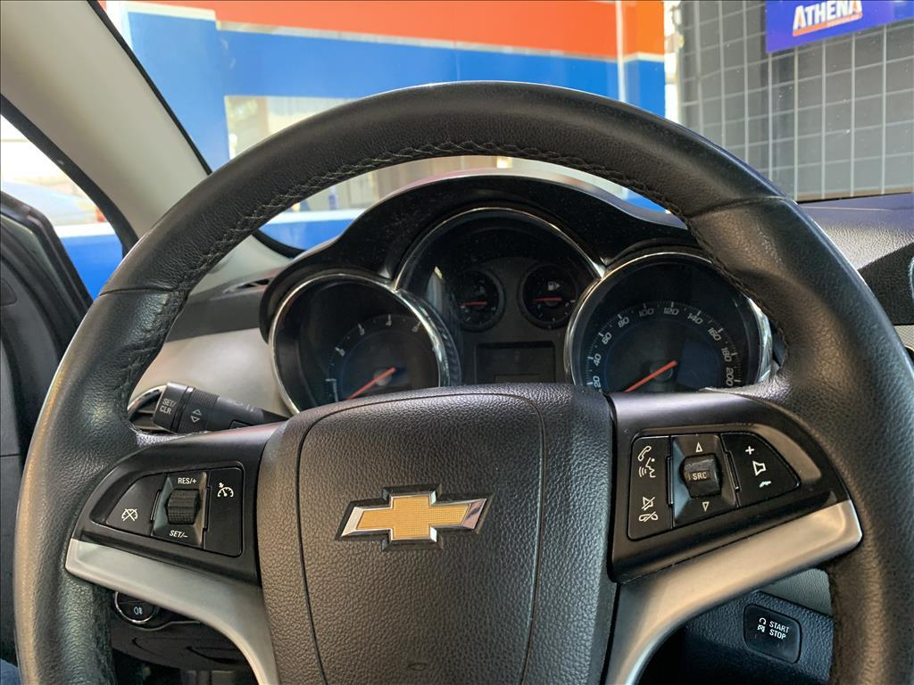 CHEVROLET Cruze Sedan 1.8 16V 4P LTZ ECOTEC FLEX AUTOMÁTICO, Foto 12