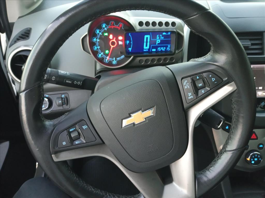 CHEVROLET Sonic Hatch 1.6 16V 4P LTZ FLEX AUTOMÁTICO, Foto 10