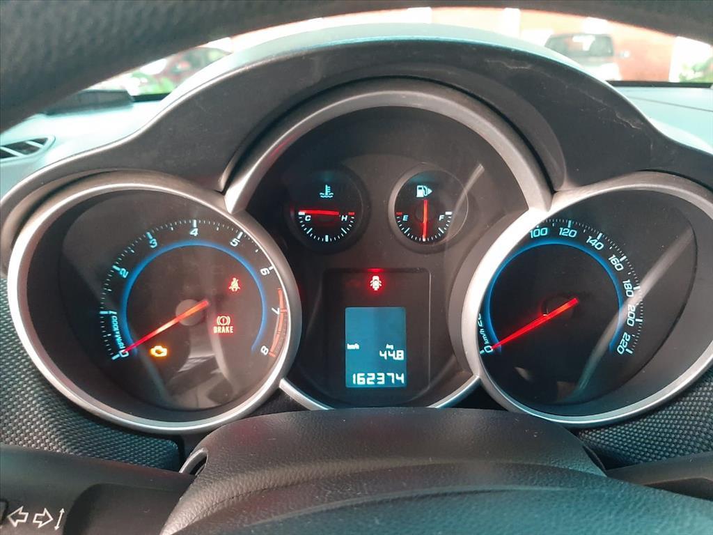 CHEVROLET Cruze Hatch 1.8 16V 4P LT SPORT6 FLEX, Foto 11
