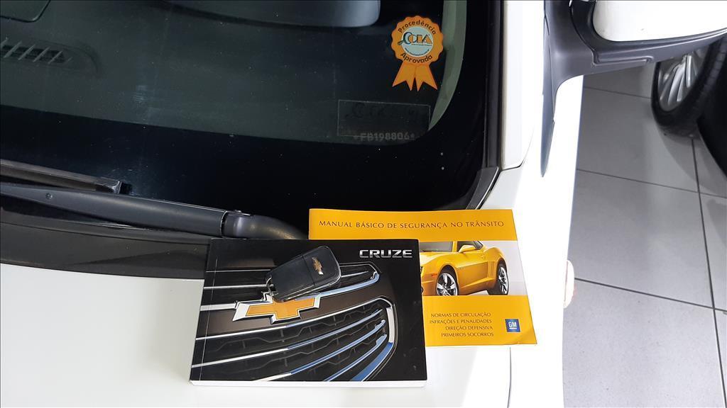 CHEVROLET Cruze Sedan 1.8 16V 4P LT ECOTEC FLEX AUTOMÁTICO, Foto 14
