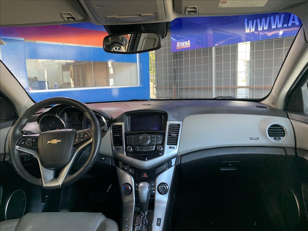 CHEVROLET Cruze Sedan 1.8 16V 4P LTZ ECOTEC FLEX AUTOMÁTICO, Foto 10