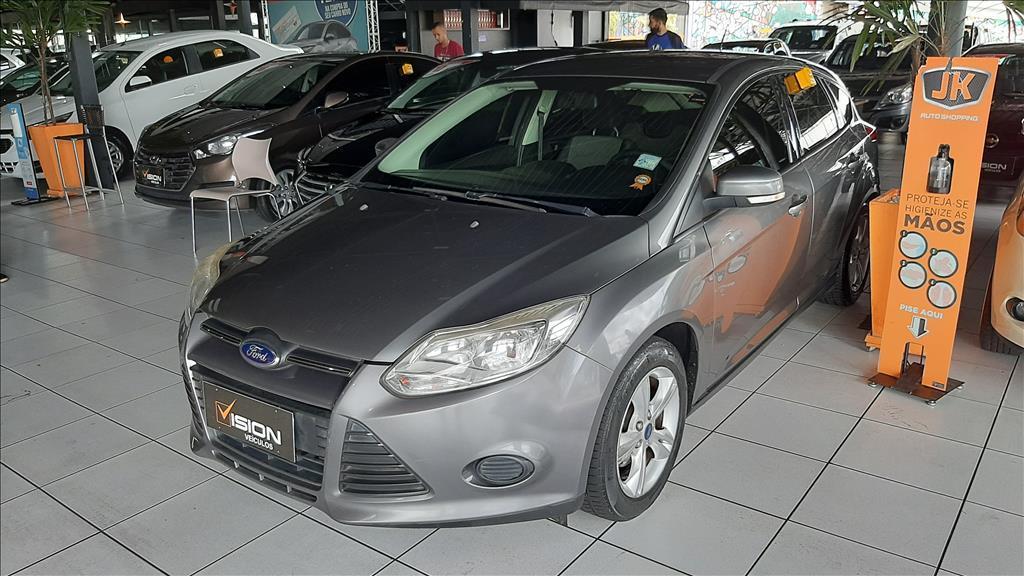 FORD Focus Hatch 1.6 16V 4P FLEX S, Foto 1